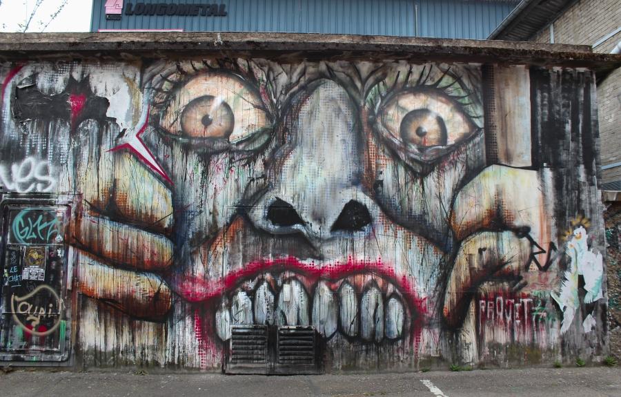L'art au coin de la rue – URBEX#1