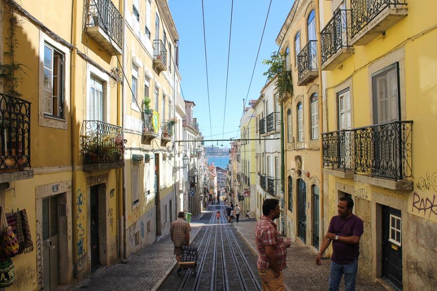 Lisbonne: Les quartiers du Bairro Alto et de la BaixaChiado